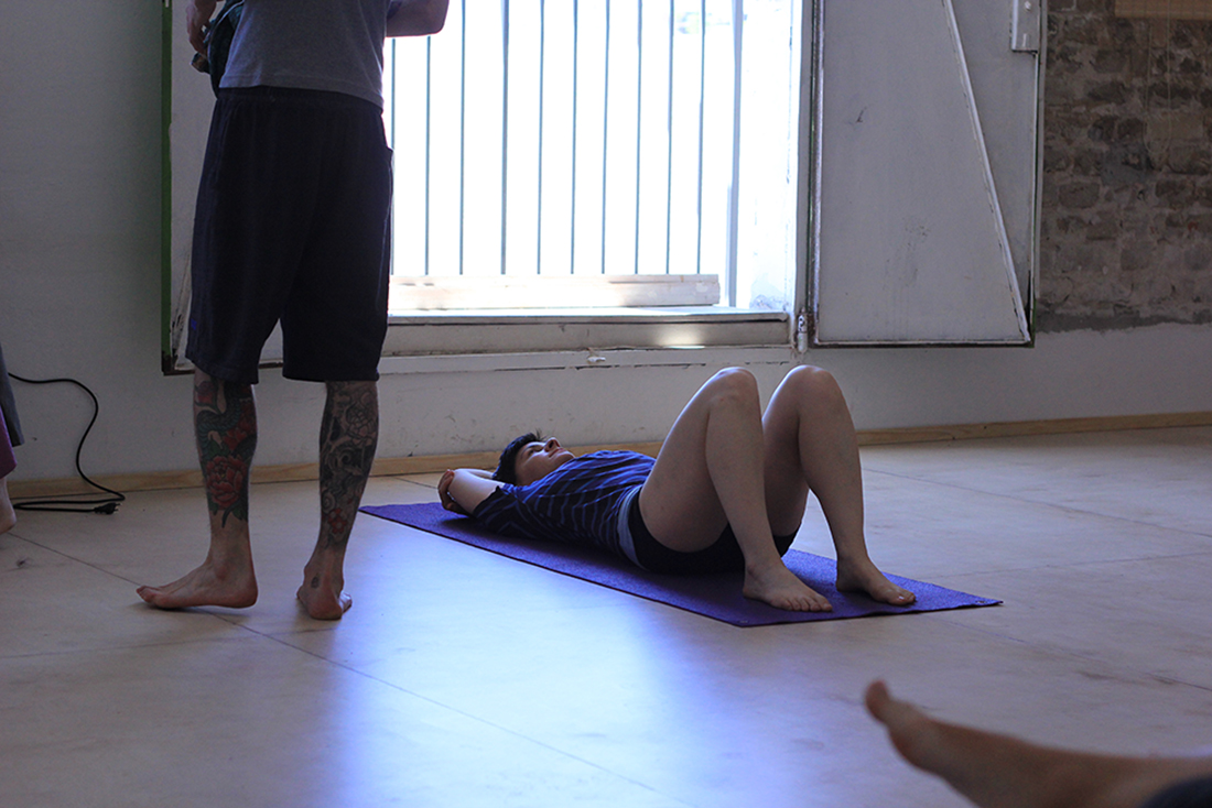 mysore ashtanga in tel aviv