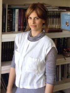 גלי וקסלר יהושע - מורה ליוגה לנשים