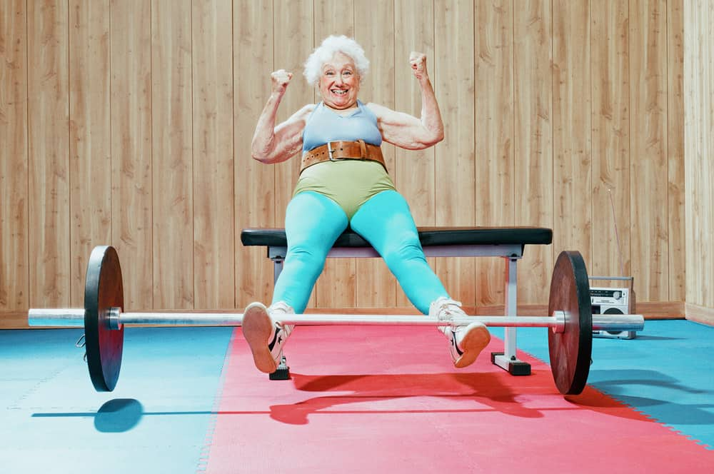 pilates elderly