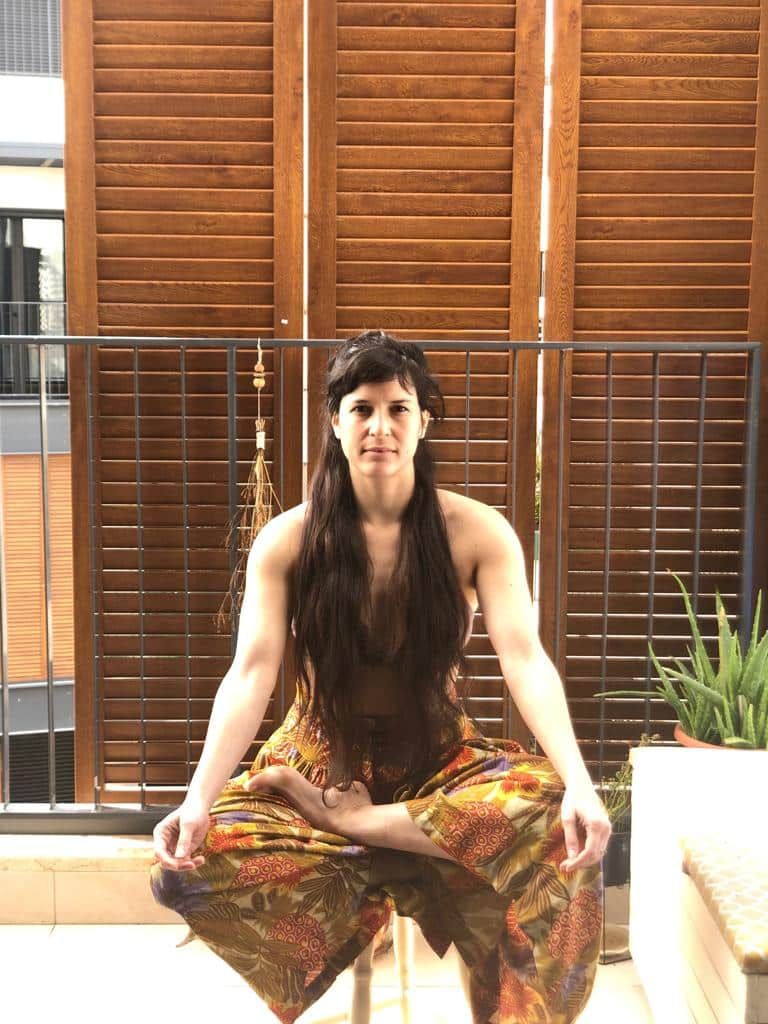 Ayelet Bessor Pilates Vinyasa Yoga