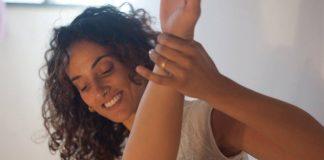 Meital Oved yoga vinyasa for women teacher training tel aviv