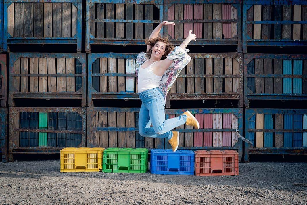 Hila Shonwald pilates mat and reformer