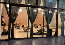 חדר יוגה - הרצליה במרינה