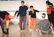 תוכנית לרקדנים